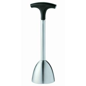 ROESLE Eierköpfer Edelstahl 18/10 Kunststoff silberfarben Eierzubereitung Kochen Backen Haushaltswaren Küchenschneider