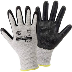 L+D CUTEXX-5-N 1143-8 Arbeitshandschuh Größe (Handschuhe): 8 EN 420-2003 , EN 388:2016 CAT II 1 Pa