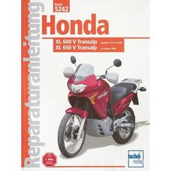 Honda 600 V Transalp und XL 650 V Transalp ab Baujahr 1997/2000 als Buch von