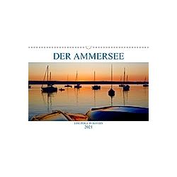 Der Ammersee (Wandkalender 2021 DIN A3 quer)