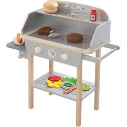 roba® Kinder-Grill BBQ Grill, mit Zubehör