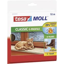 TESA 05445-101 05445-101 Dichtband tesamoll® Braun (L x B) 10m x 9mm 10m
