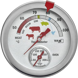 Analoges Braten- / Ofenthermometer 14.1027