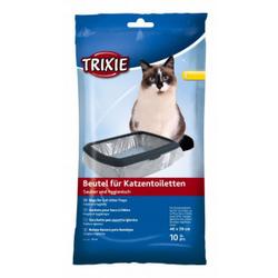 Trixie kattenbakzakken  3 x L