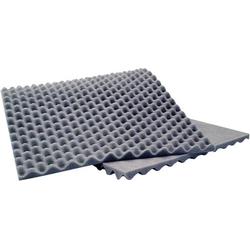 Sinuslive 10076 Akustikschaumstoff (L x B x H) 900 x 400 x 20mm Polyurethan