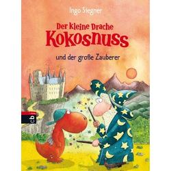 DKN Bd.3 Kokosnuss & der große Zaubere