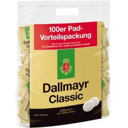 Dallmayr Kaffeepad Classic 100 x 7 g/Pack. 0.7kg