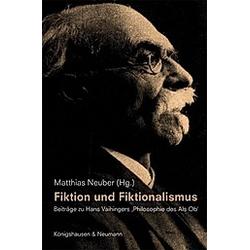 Fiktion und Fiktionalismus - Buch