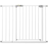 HAUCK Türschutzgitter Stop N Safe 2 96-101 cm weiß inkl. Verlängerung 21 cm