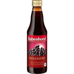 RABENHORST Holunder Bio Muttersaft 330 ml
