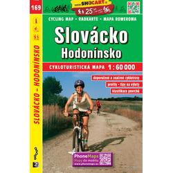 SC 169 Slovacko. Hodoninsko 1 : 60 000