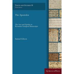The Apostolos als Buch von Samuel Gibson