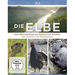 Die Elbe - Vom Riesengebirge zur Sächsischen Schweiz - Von Sachsen zum Wattenmeer [Blu-ray]