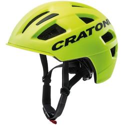 Cratoni Fahrradhelm City-Fahrradhelm C-Pure gelb 59/61 - 59 cm - 61 cm