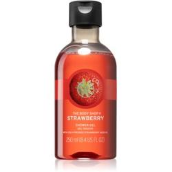 The Body Shop Strawberry erfrischendes Duschgel 250 ml