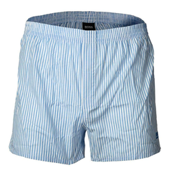 Boss Boxershorts 2er Pack Herren Boxer Shorts, Woven Boxer, S