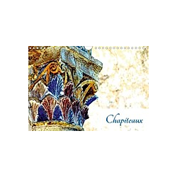 Chapiteaux (Calendrier mural 2021 DIN A4 horizontal)
