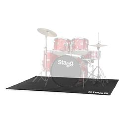 Stagg Schlagzeugteppich 180x150 cm