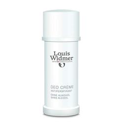 Louis Widmer Creme Dermatologische Pflege Körper Deo Crème