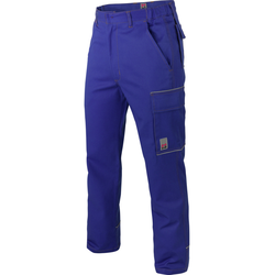 Bundhose Basic royalblau