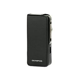 OLYMPUS CS119 Ledertasche für Diktiergeräte schwarz