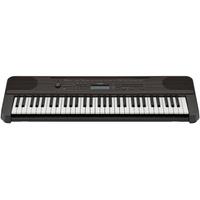 Yamaha PSR-E360 DW Keyboard Dark Walnut