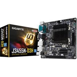 Gigabyte GA-J3455N-D3H Mainboard Formfaktor Mini-ITX Mainboard-Chipsatz SoC