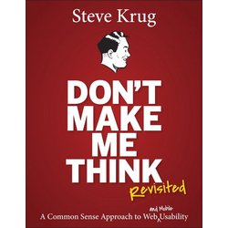 Don't Make Me Think als Buch von Steve Krug