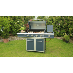 Tepro Gasgrill Vancouver Grillfläche: ca. 76 x 48 cm