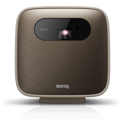 BenQ GS2 Tragbarer Beamer - HD-Ready, Mini LED, 500 ANSI Lumen, USB-C, HDMI, Bluetooth