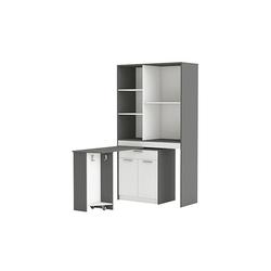 HTI-Living Küchenbuffet Küchenschrank Küchenschrank Leicht zu reinigen