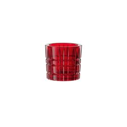 Nachtmann Kerzenhalter Square Teelichthalter rot (1 Stück)
