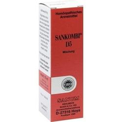 SANKOMBI D 5 Tropfen 10 ml