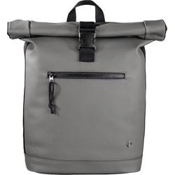 Hama Notebook Rucksack Merida Passend für maximal: 39,6cm (15,6 ) Grau