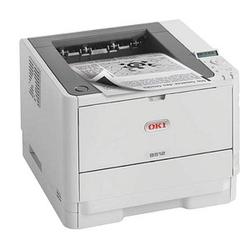 OKI B512dn Laserdrucker grau