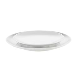 Pillivuyt Cecil Teller flach Weiß Ø 26,5 cm