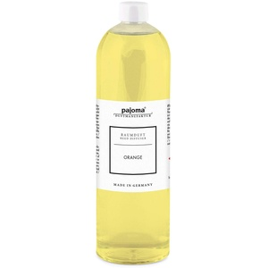Raumduft Nachfüllflasche 1000ml pajoma Duftöl für Diffuser Duft wählbar (Orange)