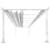 Paragon Florenz 5,05 x 3,5 m weiß