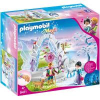 Playmobil Magic Kristalltor zur Winterwelt 9471