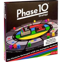 Mattel Phase 10 Strategy Brettspiel  FTB29 Phase 10 Brettspiel FTB29