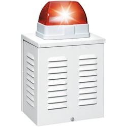 ABUS Funk-Alarmanlage SG3210, gegen Einbrüche weiß