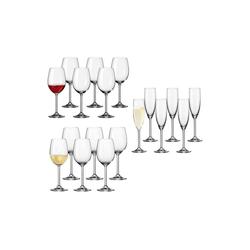 LEONARDO Gläser-Set DAILY Gläserset 18-teilig (18-tlg)
