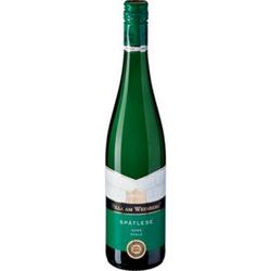 Villa am Weinberg Spätlese weiß Prädikatswein Pfalz 9,5 % vol 0,75 Liter