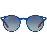 Ray Ban Junior RJ9064S 704113 44-19 blue/brown/grey gradient blue