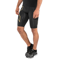 2xU Sporthose MCS Run Compression L