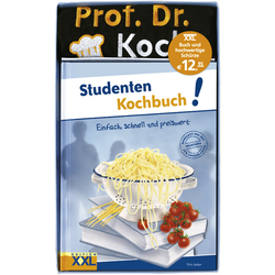 Studenten Kochbuch! mit Schürze