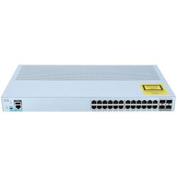Cisco - WS-C2960L-24TS-LL - 24 x 10/100/1000 + 4 x Gigabit SFP (Uplink)