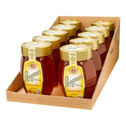 Langnese Sommerblüten Honig 500 g, 10er Pack