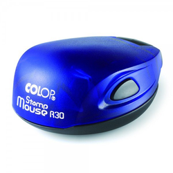 Colop Stamp Mouse R 30 (ø30 mm - 5 Zeilen)