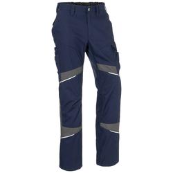 Kübler Arbeitshose ActiviQ, dehnbarer Bund blau Herren Arbeitshosen Arbeits- Berufsbekleidung